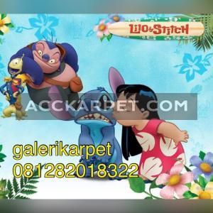 Karpet Lilo & Stitch 4