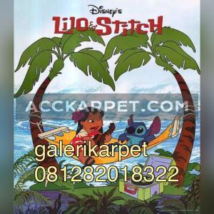 Karpet Lilo & Stitch 5