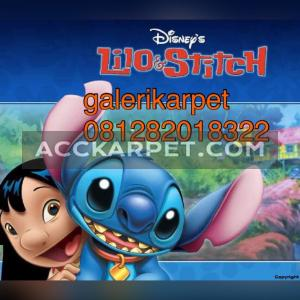 Karpet Lilo & Stitch 6