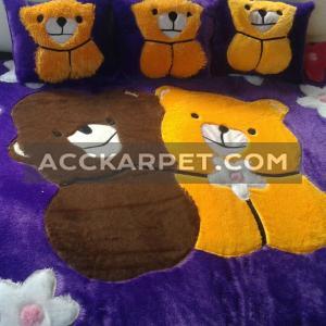 Karpet Teddy Bear 1