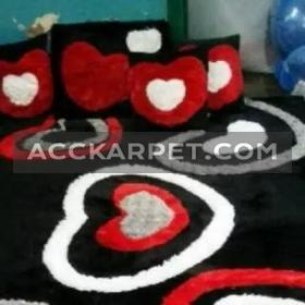 Karpet Hearts 2