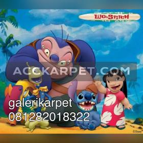 Karpet Lilo & Stitch 1