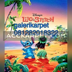 Karpet Lilo & Stitch 2