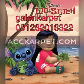 Karpet Lilo & Stitch 3