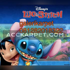 Karpet Lilo & Stitch 6