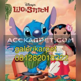 Karpet Lilo & Stitch 7