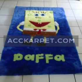 Karpet Spounge Bob